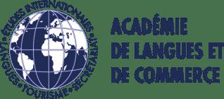 Logo de l'Académie de Langues et de Commerce