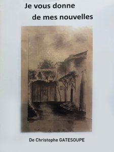 couverture du recueil de nouvelles de Christophe Gatesoupe
